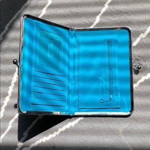 Target Bags - Teal wallet